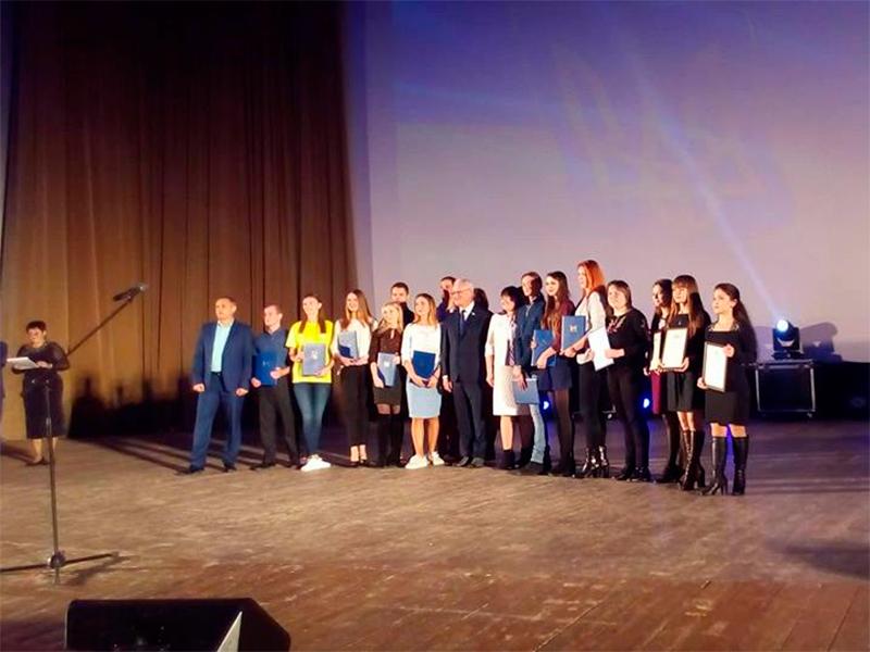 Співаковський подякував студентам, що обрали Херсонський державний університет