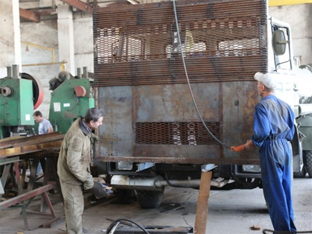 Новую продукцию для оборонки освоили на Херсонском механическом заводе