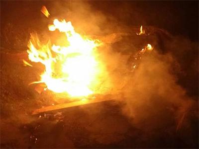 У Херсоні вогнеборці загасили пожежу в квартирі