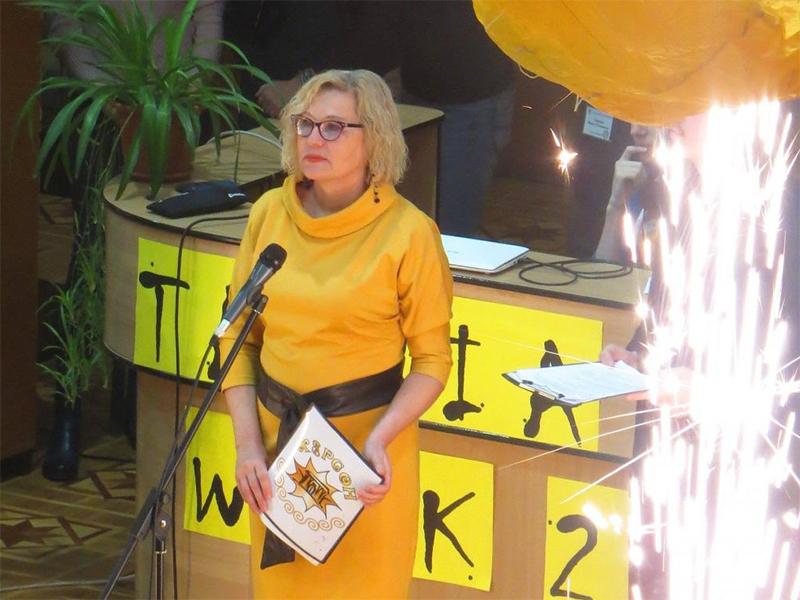 У Херсоні розпочався VI «Таврійський тиждень мистецтв / Zабалка – 2018»