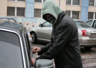 На Херсонщине милиционеры задержали угонщиков