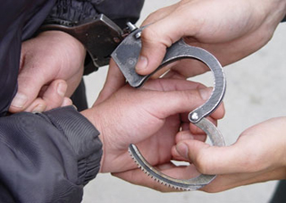 На Херсонщине задержан преступник, который облажался на месте преступления