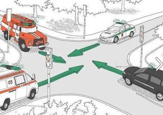 Новые правила для водителей: нельзя стоять на газонах, а ездить нужно с дневным светом