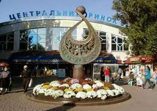 В Херсоне пустуют более 2 тысяч рыночных мест