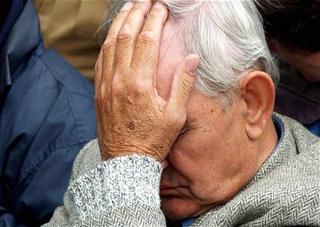 В Херсоне жертвой мошенницы стал 94-летний дедушка
