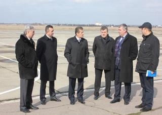 Николай Костяк: «Аэродром Херсон получил свидетельство о регистрации»