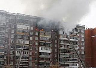 В Херсоне жители 26 многоэтажек в опасности