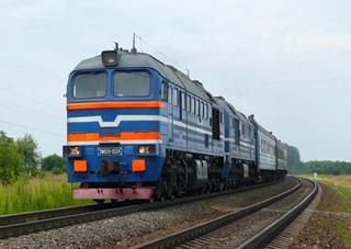 Херсонцев ждет новый график движения поездов