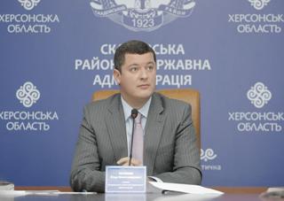 В Скадовському районі Устінов вже все «поробив...»?