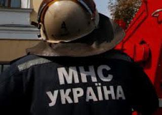 Из-за пожара в Скадовске погибли трое