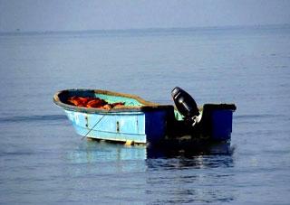 На Херсонщині тривають пошуки рибалки