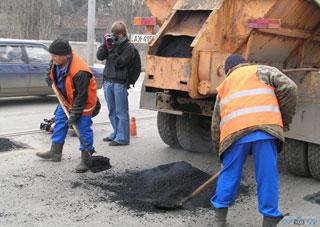 З початку року в області відремонтовано близько 100 км доріг