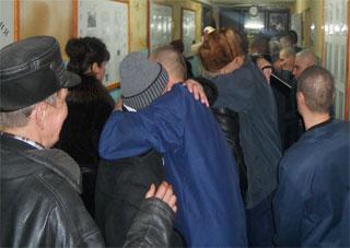 В Херсонском СИЗО прошел День открытых дверей