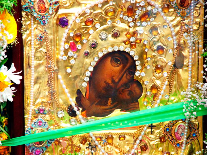В Херсон привезут чудотворную икону