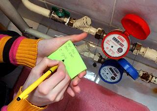 Херсонцев обяжут установить счетчики тепла и воды