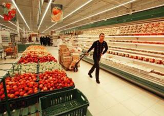 Херсонские супермаркеты могут демонтировать