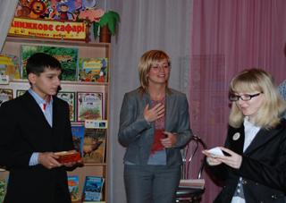 Найти «общий язык» с депутатами Херсона помогают …книги!
