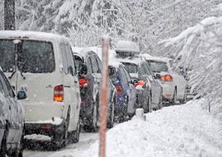 Штормовое предупреждение: на Херсонщину идут снегопады и морозы