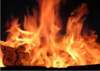 У минулому році найбільше пожеж сталось у Херсоні