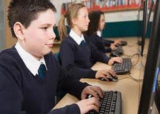 В Херсонской области на один компьютер приходится 15 школьников