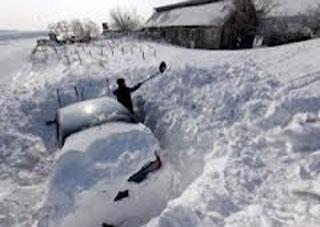 За 2 дня херсонские МЧСники спасли из снежного плена 19 автомобилей