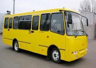 В Херсоне автобус № 36 изменил схему движения