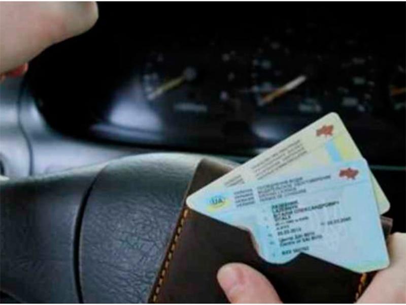 Херсонські водії без документів наїздили на 400 тисяч