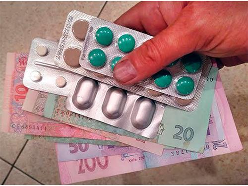В районах Херсонщины «вилка» цен на лекарства ошеломляет