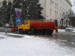 На Херсонщине почти 120 единиц спецтехники будут расчищать область зимой