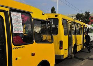 Больше половины автобусов опасны для пассажиров