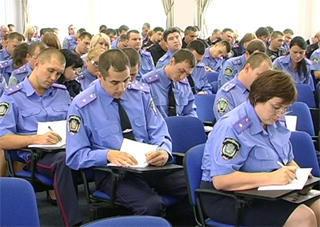 Правоохоронці Херсонщини теж розпочали новий навчальний рік