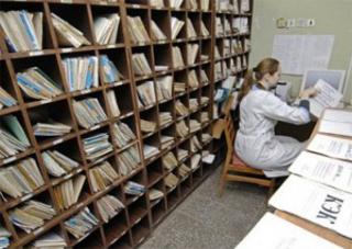 Скоро паперові медичні картки стануть історією