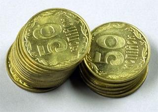 С 1 октября монета 50 коп. будет из нового материала
