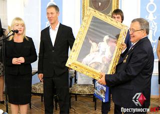 Херсонські «головні патріоти» відзначилися в Миколаєві
