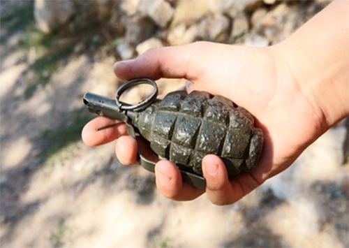 Кемин шаарында бир адамдан граната табылды