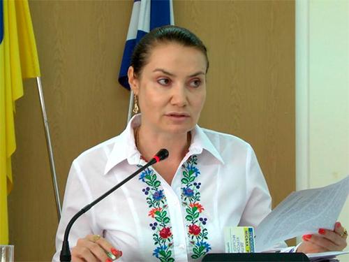 Олена Урсуленко: Сесія проводилася не згідно регламенту, не враховуючи нагальні потреби міста