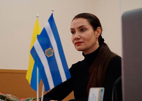 Елена Урсуленко: В Херсоне необходимо развивать производство и создавать рабочие места