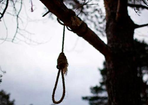 Убийца повесился после расправы на Херсонщине