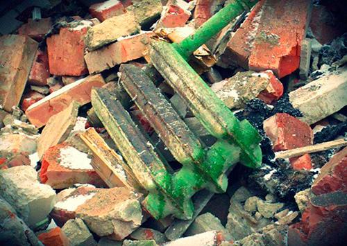Трагедия в заброшенном здании на Херсонщине