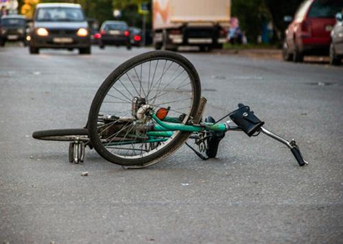 За дорожный «беспредел» в Херсоне разыскивают велосипедиста