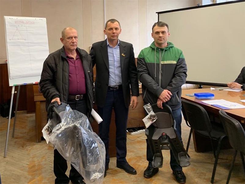 Юрій Рожков активно виступає за сімейні цінності