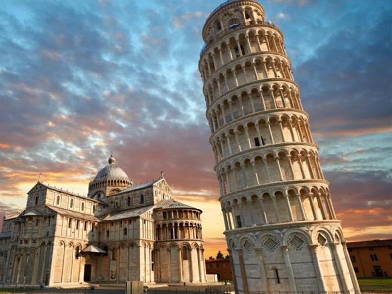 На Херсонщині є «Пізанська башта» районного значення