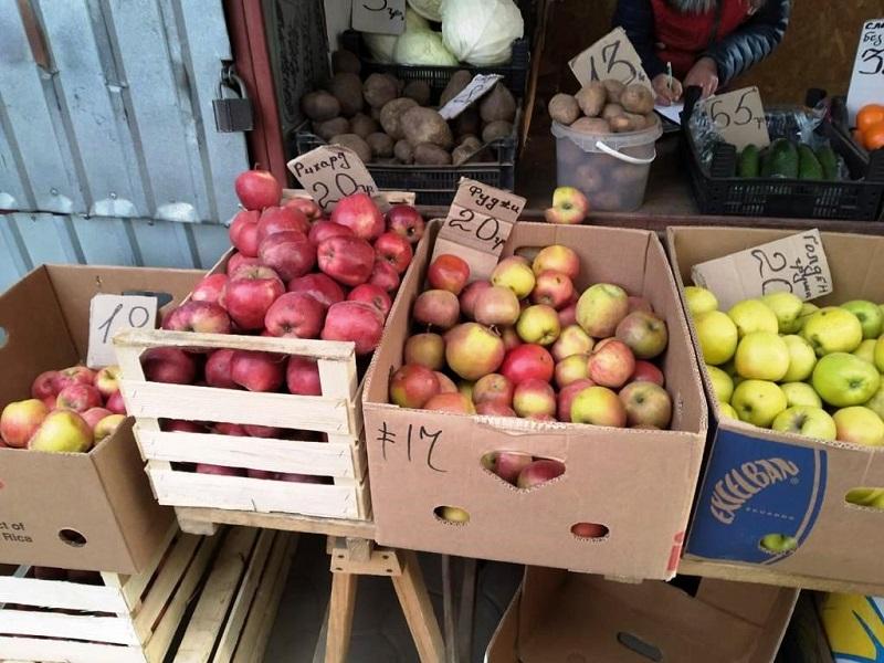 Херсонские рыночные торговцы удивили налоговиков