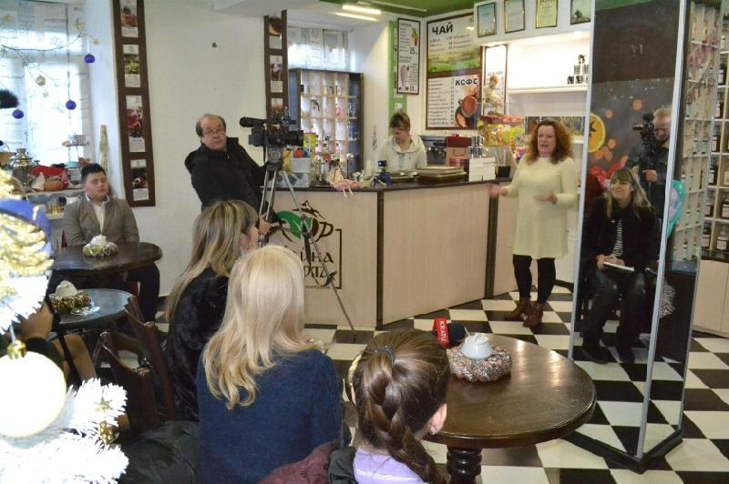 В Херсоні нагородили кращих блогерів