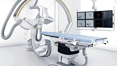 До херсонської лікарні передадуть придбаний ангіограф
