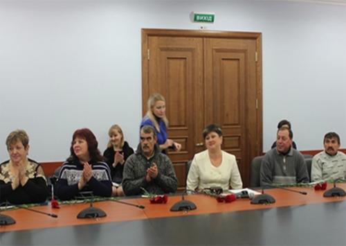Андрей Путилов поздравил доноров Херсонщины