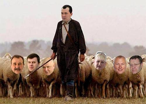 Херсон без Пастуха – быть не может!?
