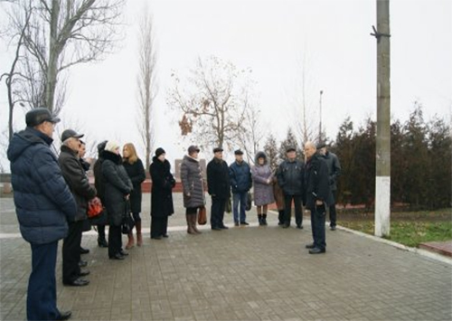 На Херсонщине почтили память героев Чернобыльской АЭС