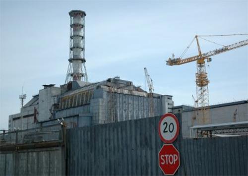 Как каховчане ликвидировали последствия аварии на ЧАЭС