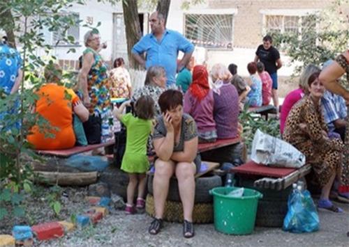 На Херсонщині дізнались про першочергові потреби переселенців